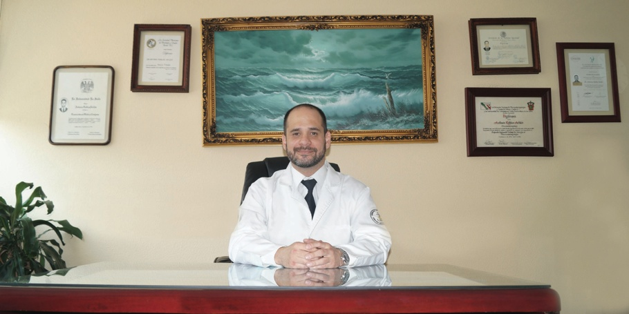 Doctor Antonio Robles